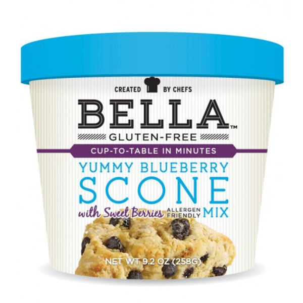 Bella Gluten Free Mixed Cup-to-Table Case ~ Case of 6