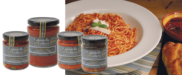 Cannatella & Colletti Marzanino Pasta Sauce