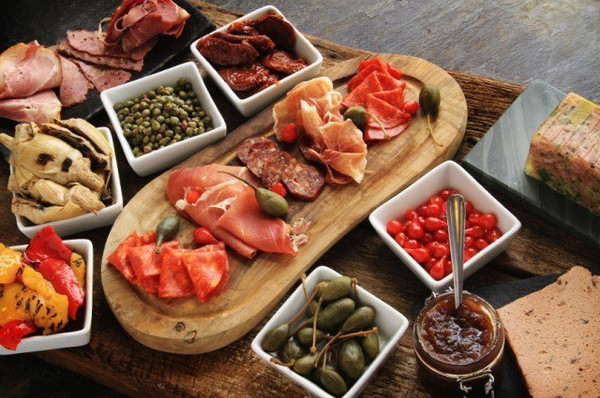 Aubergine with Olives & Capers - Cannatella & Colletti