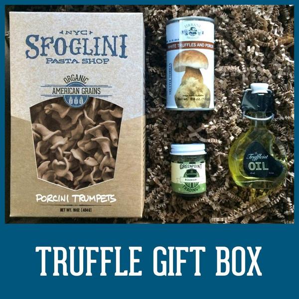 SFOGLINI'S TRUFFLE GIFT BOX