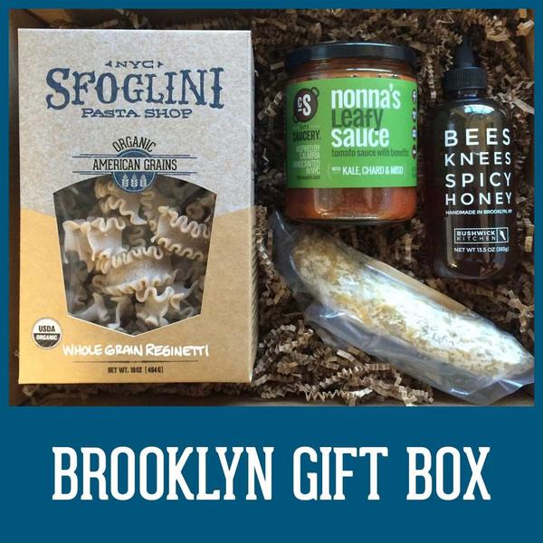 SFOGLINI'S BROOKLYN GIFT BOX