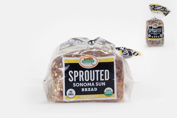 Sprouted Sonoma Sun Bread - Black Label