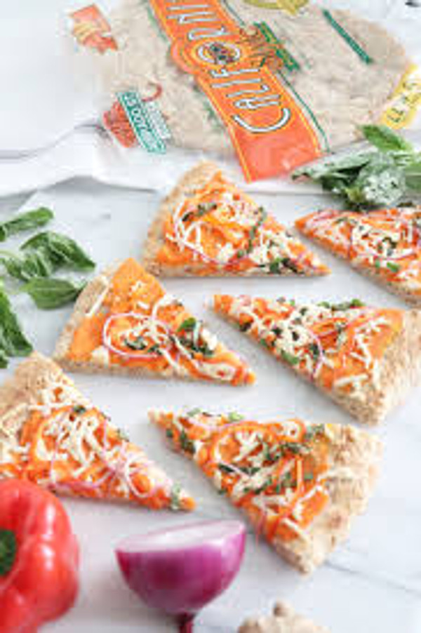 Sprouted CA Style Pizza Bread No Cheese - (12 each)