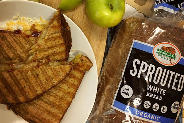 Sprouted Multi-Grain Bread