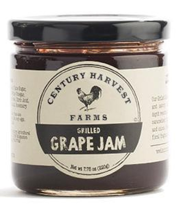 Grilled Grape Jam