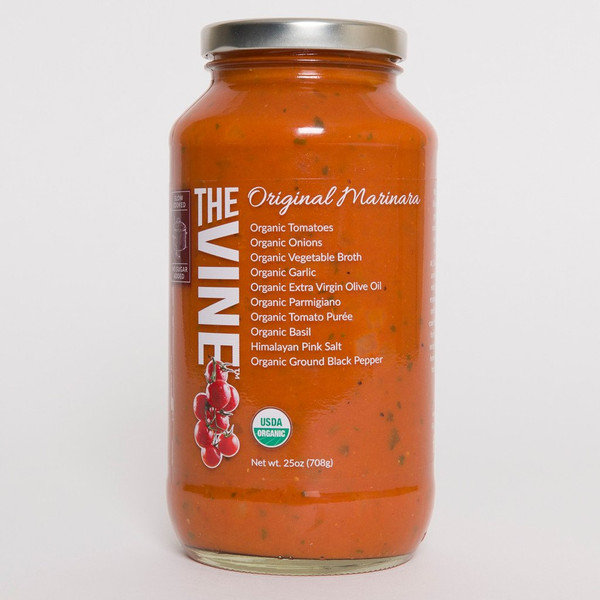 The Vine Organic Original Marinara