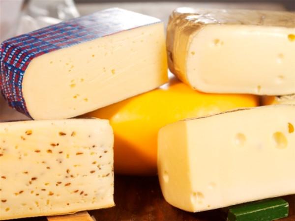 Norvegia, a golden Gouda-style Cheese - 2 lbs
