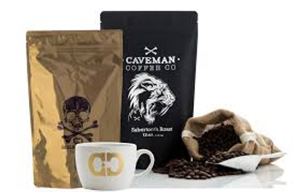White Gold™ Caveman Coffee