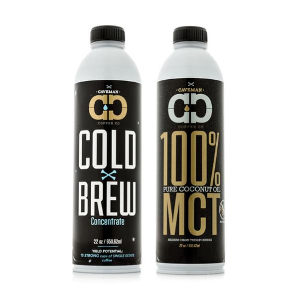 Cold Brew Caveman Kit