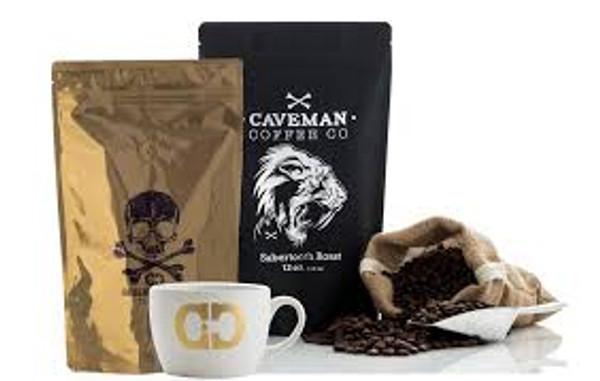 Caveman Coffee Decaf - Swiss Water Process™ Caveman Coffee