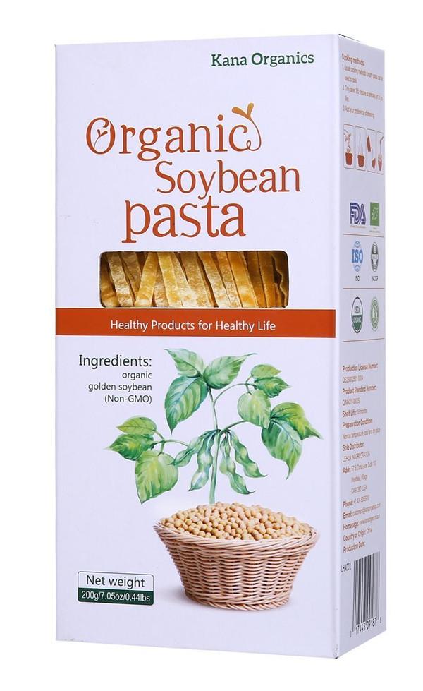 Organic Gluten-Free Soybean Pasta