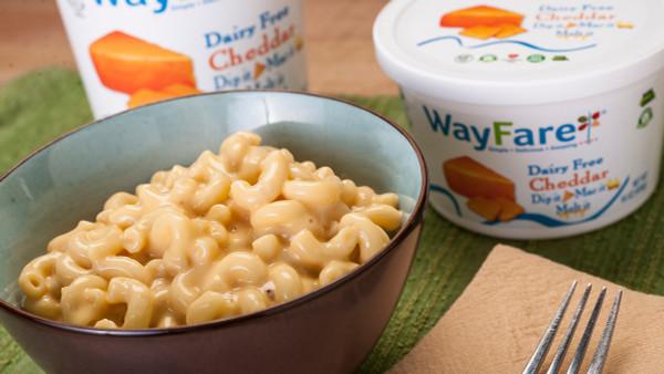 Cheddar - Dairy Free - Dip it, Mac it, Melt it