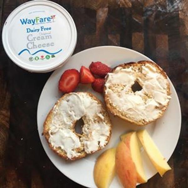 Onion Chive Cream Cheese - Dairy Free