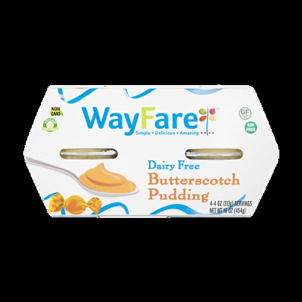 Butterscotch Pudding - Dairy Free