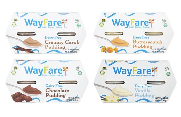 Chocolate Pudding - Dairy Free