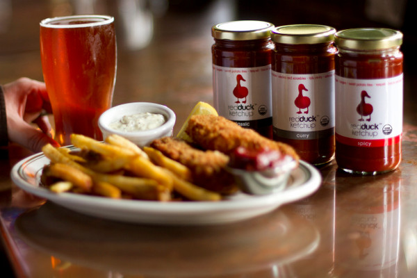 Specialty Ketchup Trio - Red Duck