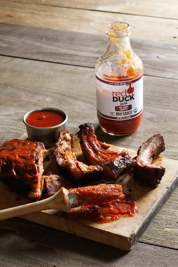 Smoked Applewood Molasses BBQ Sauce
