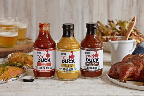 Sweet Mustard Peppercorn BBQ Sauce