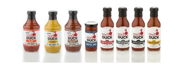 Organic Uniquely Korean Taco Sauce - Red Duck