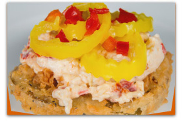 Pimento Cheese Sampler - 4 Flavors - Red Clay Gourmet