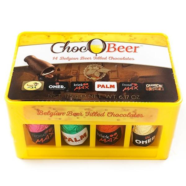ChocoOBeer - Belgian Beer Filled Chocolates