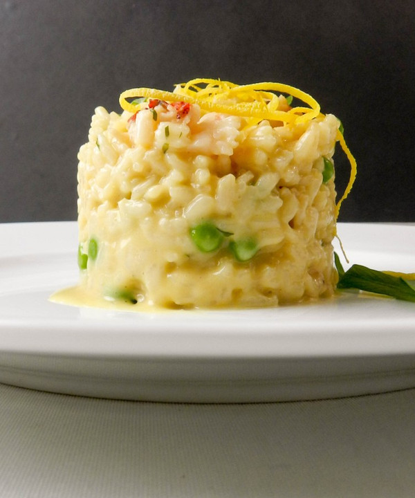Lobster Risotto - 2 1/2 lbs
