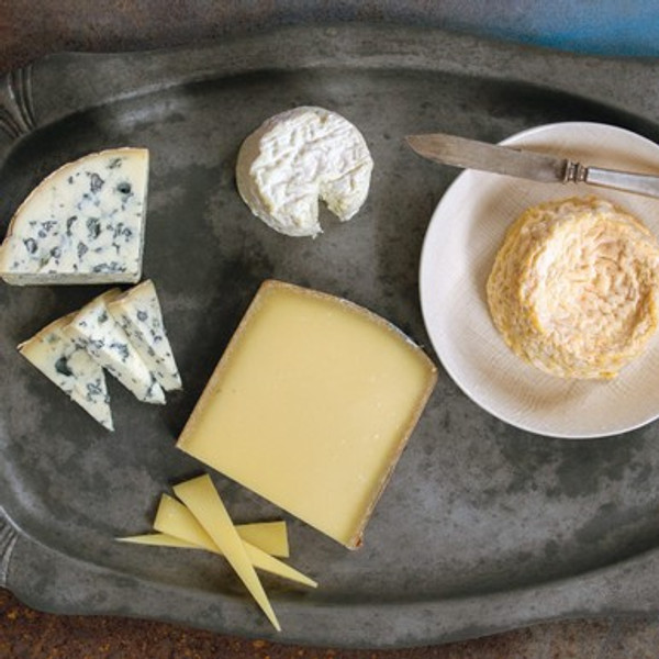 Four Frenchies Cheese Gift Set