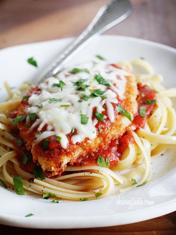 Chicken Parmesan - Serves 6 - 8