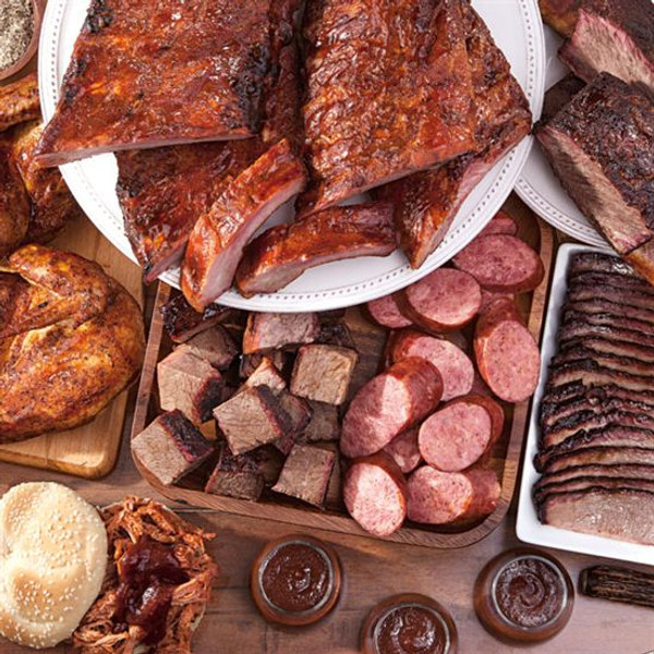CREATE YOUR OWN - SUPER SAMPLER - Jack Stack Barbecue