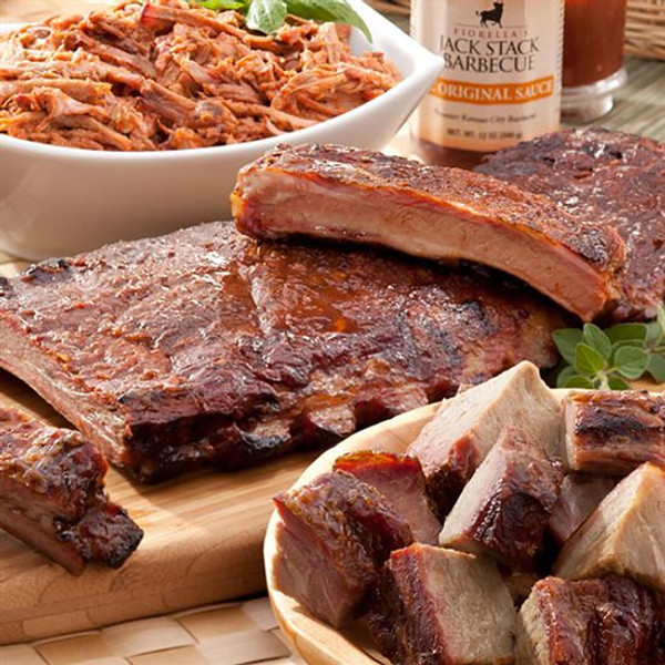 KC TRADITION - Jack Stack Barbecue