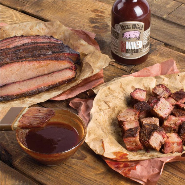 Char Bar Table Sauce - 1 Gallon (GF) - Meat Mitch
