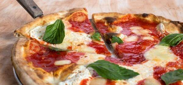 Coal Oven Margherita Pizza - 2 Pies