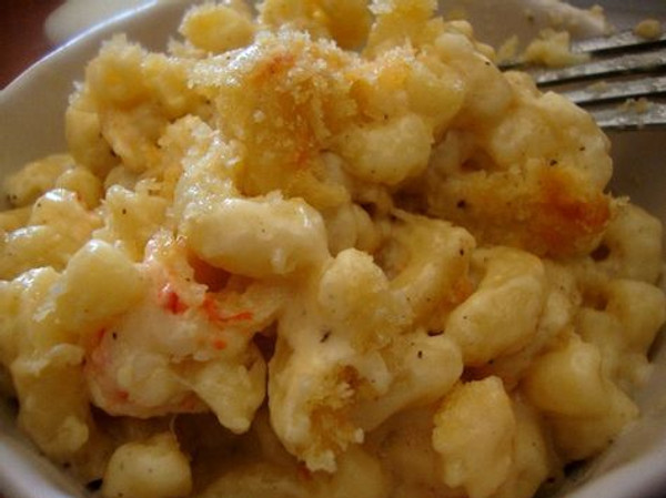MAINE LOBSTER MAC AND CHEESE - 2 single servings 9 oz each