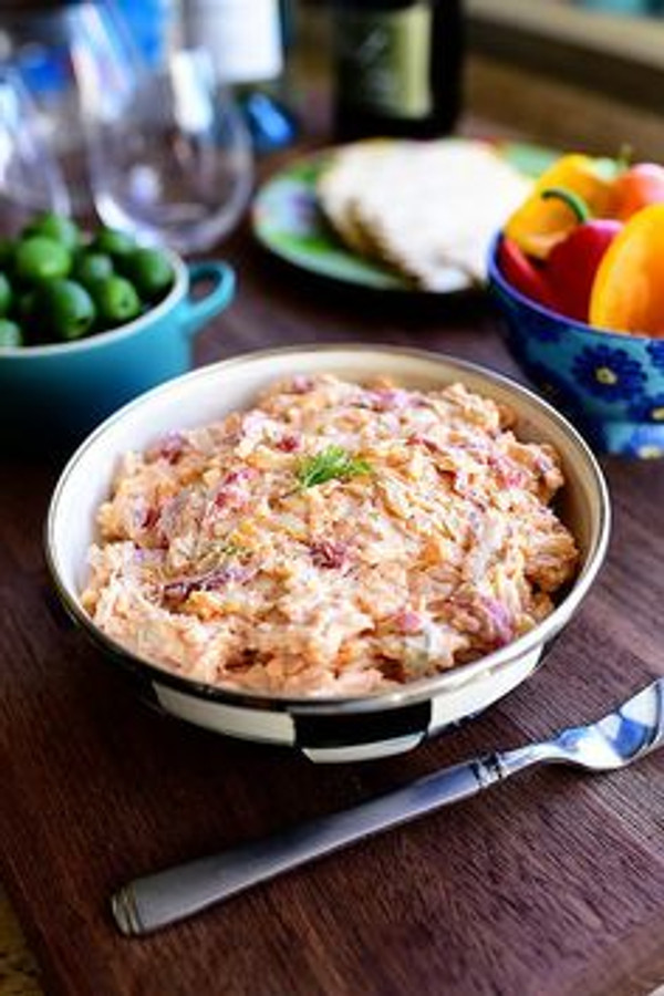 Blue Cheese Pimiento Cheese