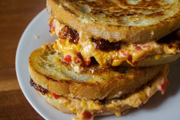 Mixed Olive Pimiento Cheese