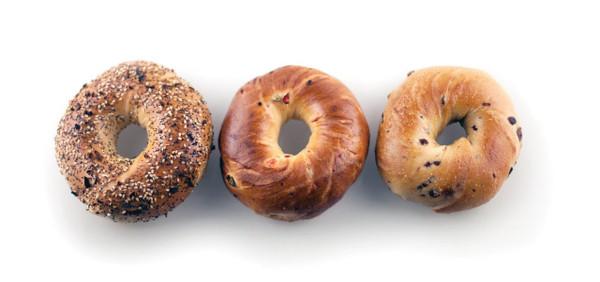 The Rockaway Line Bagels - 1 dozen + 3 free