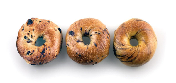 The Staten Island Line Bagels - 1 dozen + 3 free