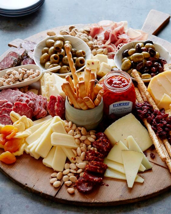 Basket of Organic Delights