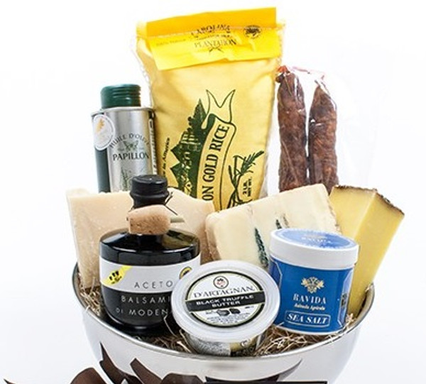 Chef's Choice Gift Basket