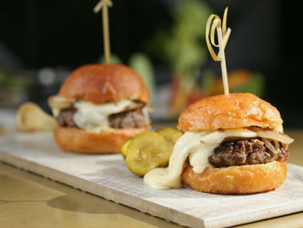 Wagyu Beef Sliders - 12 Patties, 2 oz Each
