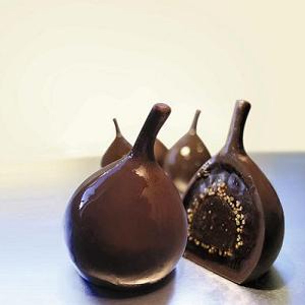 Rabitos - Chocolate Covered Figs With Truffle Liqueur- 3 piece box