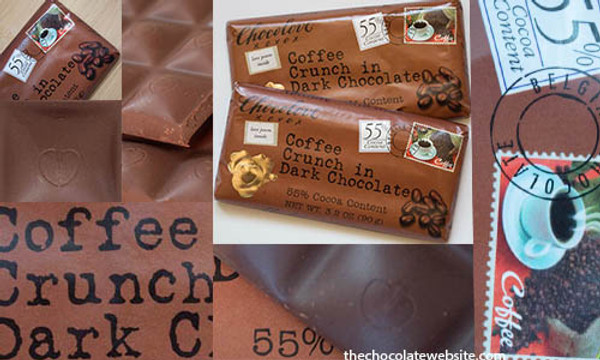 6 Bars of Chocolove xoxox Solid Chocolate Taster Gift Box