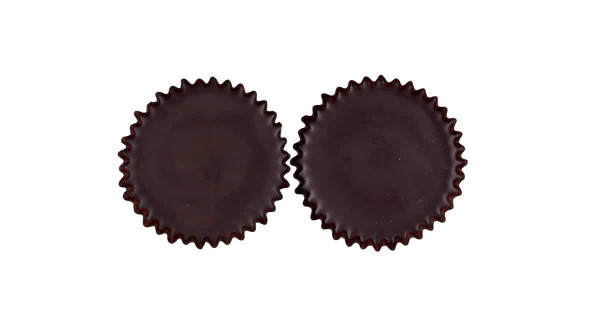 Almond Butter Cups Dark Chocolate (2 cup packs)