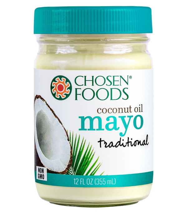 Coconut Oil Mayo