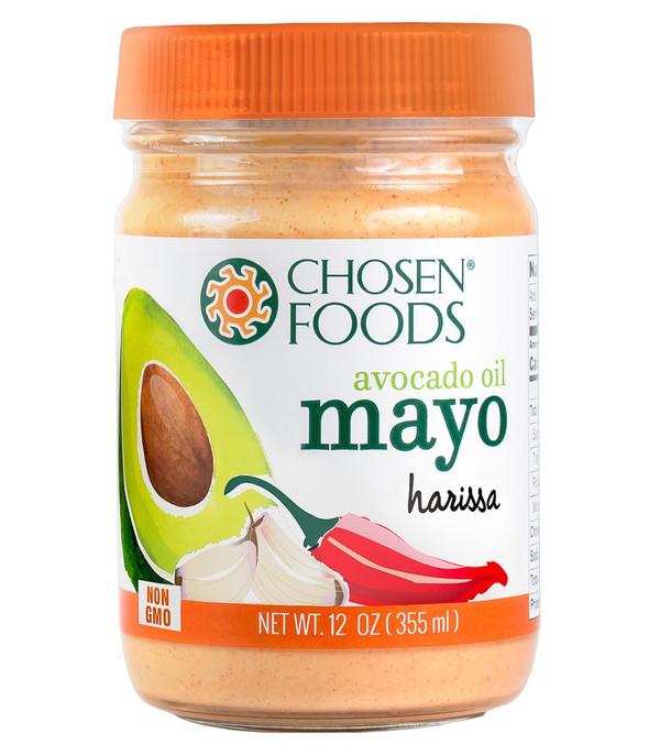 Harissa Avocado Oil Mayo