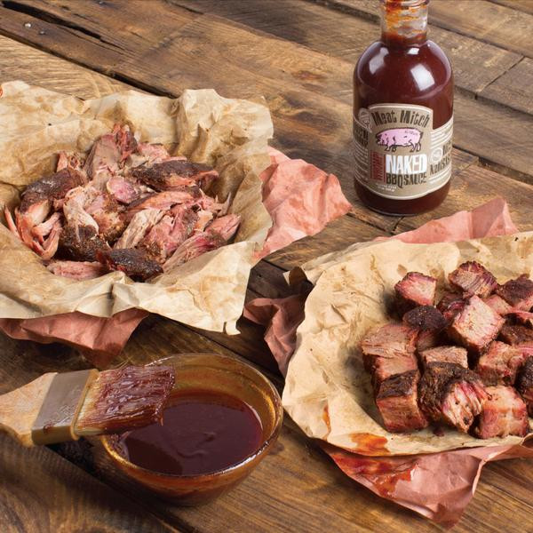 Burnt Ends & Pulled Pork – Yo Pods! – Meat Mitch
