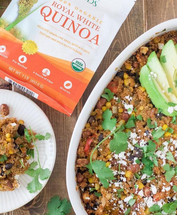 Organic Quinoa 1 lb.
