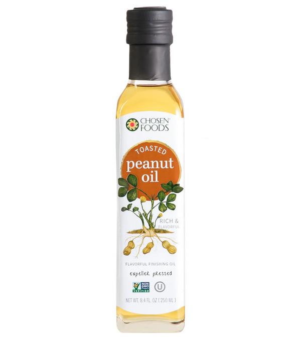 Toasted Peanut Oil