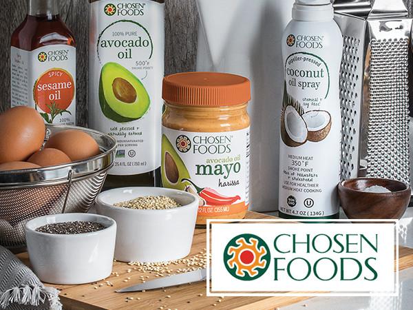 CHOSEN FOODS 100% PURE AVOCADO OIL, 750ML (25.3 FL OZ.)