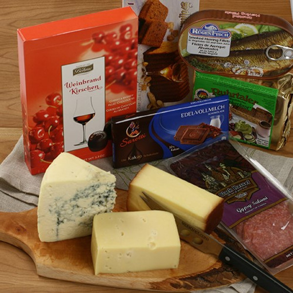 A Tour of Germany Food Gift Set